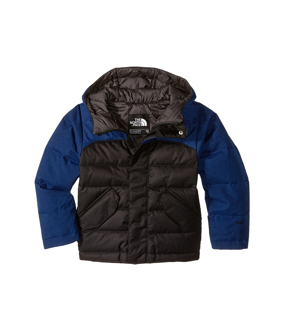 The North Face Kids - Glendon Down Jacket (Little Kids/Big Kids) (Monster Blue) Boy's Coat