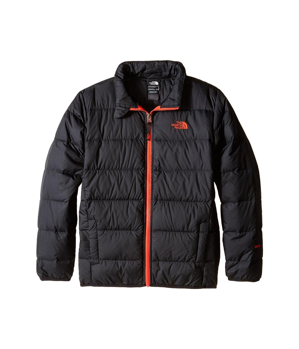 The North Face Kids - Andes Down Jacket (Little Kids/Big Kids) (TNF Black) Boy's Coat