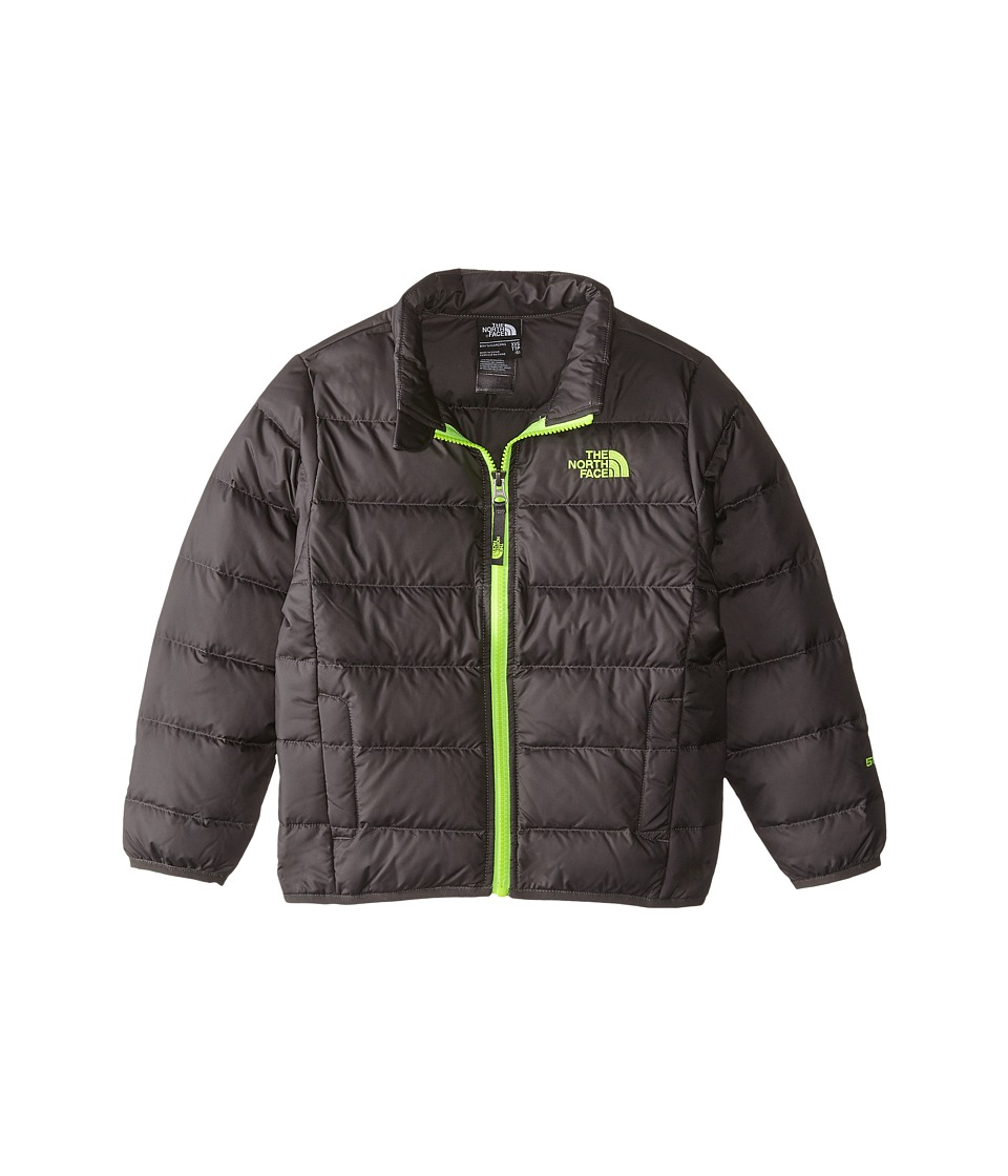 The North Face Kids - Andes Down Jacket (Little Kids/Big Kids) (Graphite Grey) Boy's Coat
