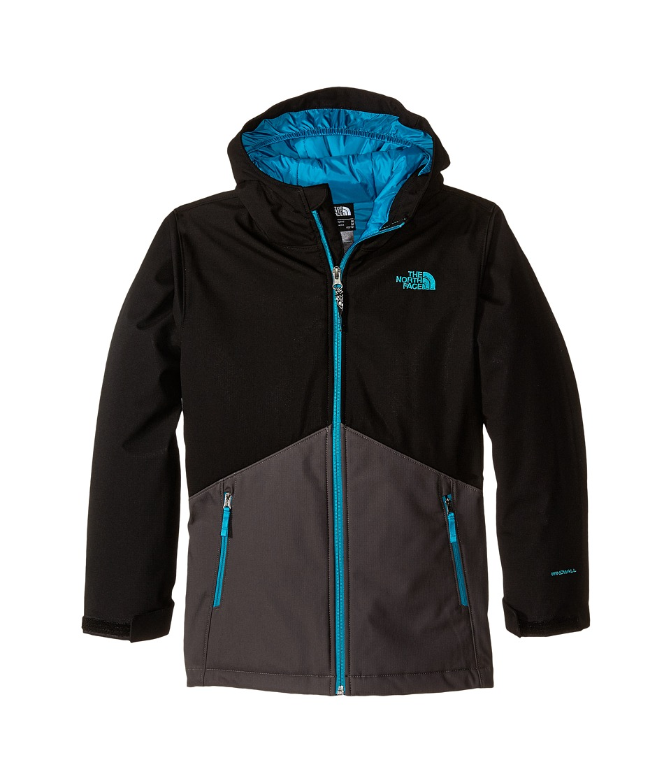 The North Face Kids - Apex Elevation Jacket (Little Kids/Big Kids) (Graphite Grey) Boy's Coat