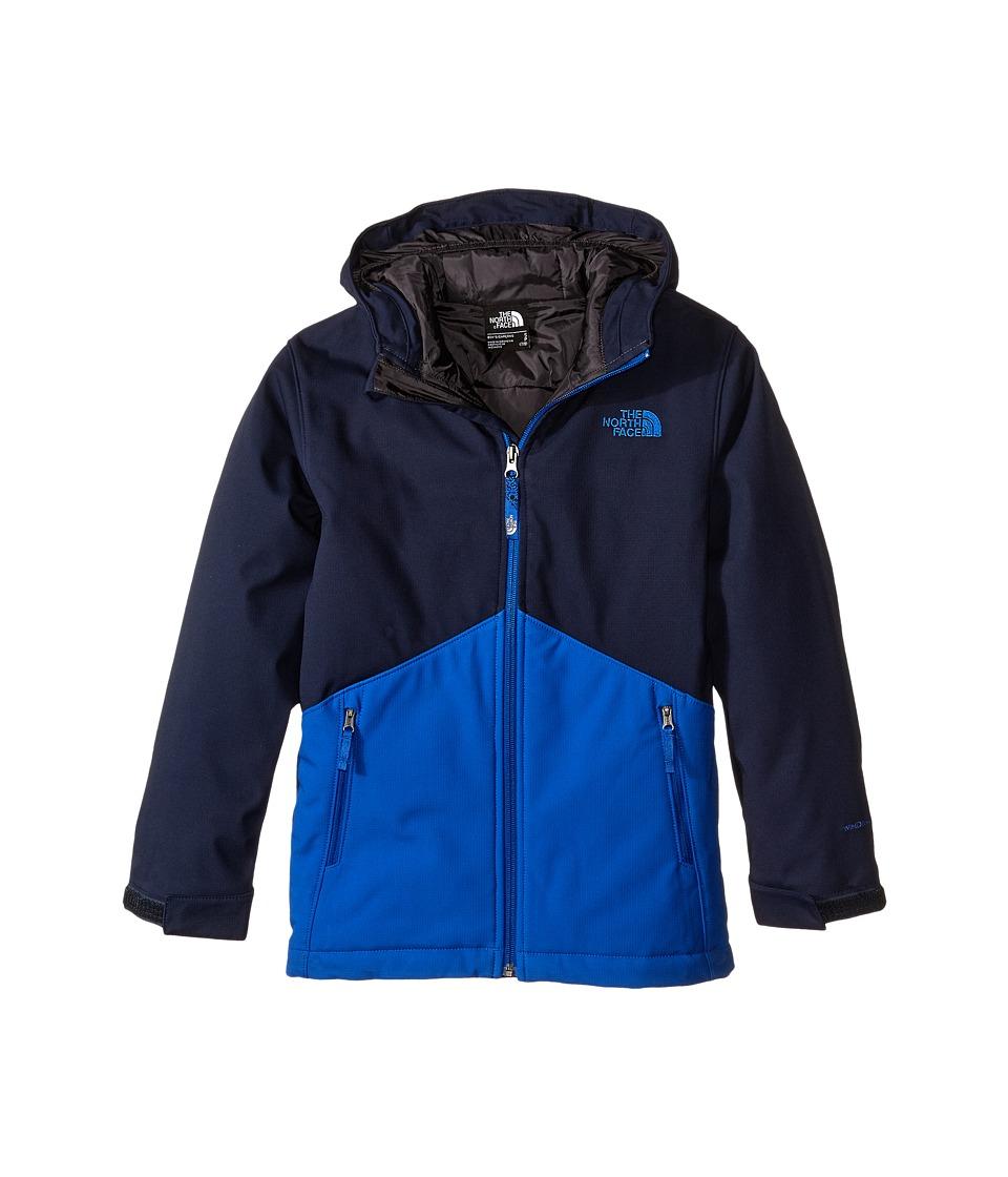 The North Face Kids - Apex Elevation Jacket (Little Kids/Big Kids) (Monster Blue) Boy's Coat