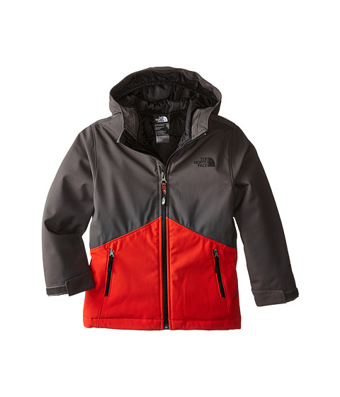 The North Face Kids - Apex Elevation Jacket (Little Kids/Big Kids) (Fiery Red) Boy's Coat