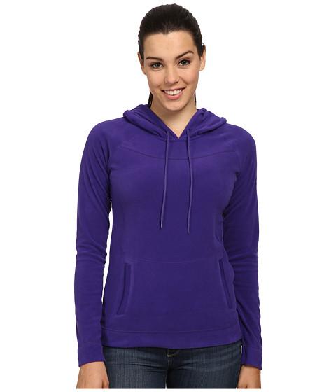 Columbia - Glacial Fleece III Hoodie (Hyper Purple) Women's Sweatshirt