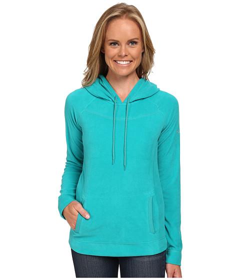Columbia - Glacial Fleece III Hoodie (Mayan Green) Women's Sweatshirt