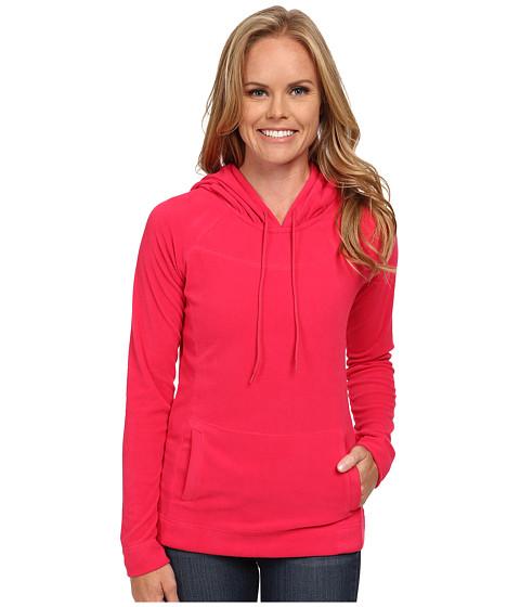 Columbia - Glacial Fleece III Hoodie (Ruby Red) Women's Sweatshirt