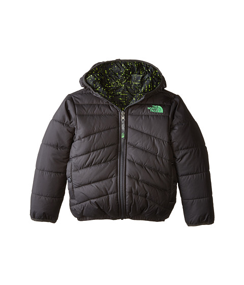The North Face Kids - Reversible Perrito Jacket (Little Kids/Big Kids) (Graphite Grey) Boy's Jacket