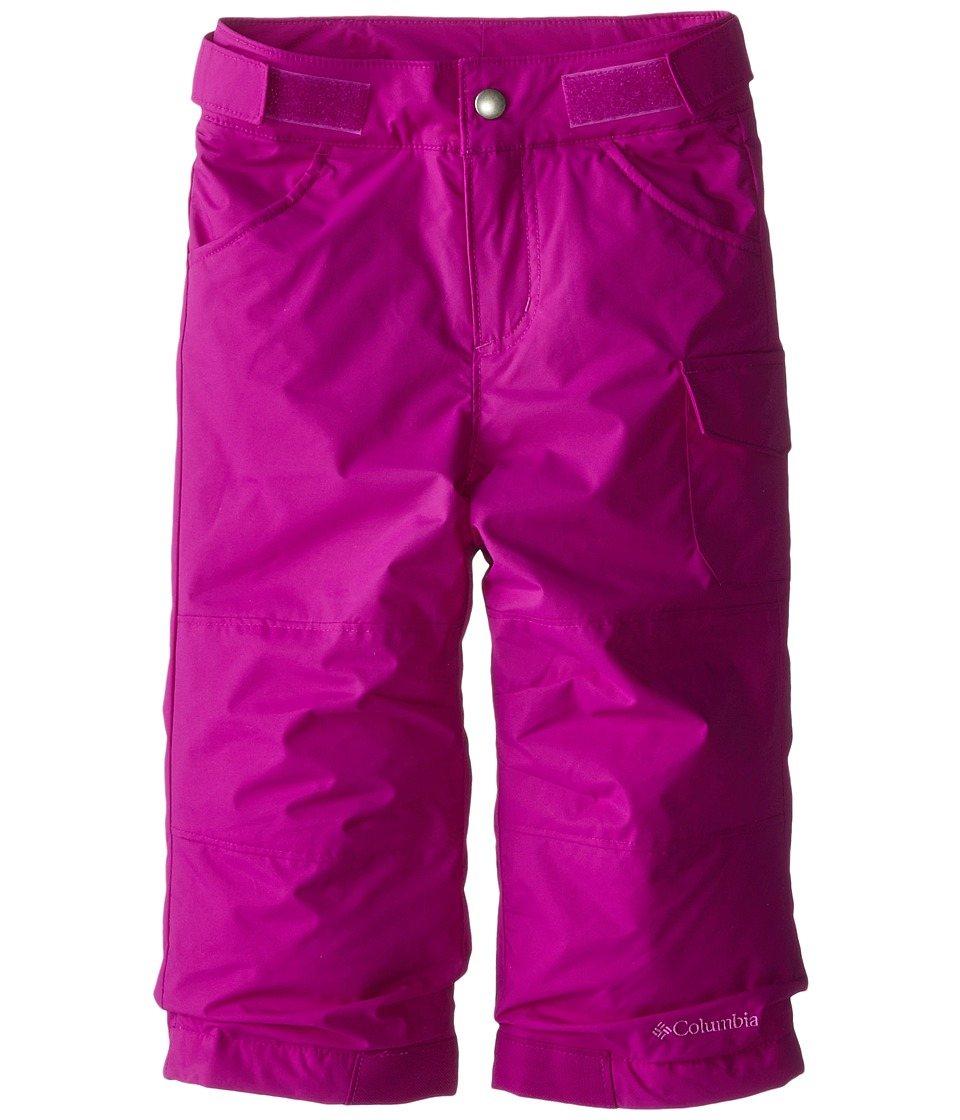 Columbia Kids - Starchaser Peak II Pants (Toddler) (Bright Plum) Kid's Casual Pants