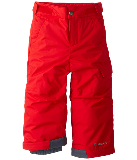 Columbia Kids - Ice Slope II Pants (Toddler) (Bright Red) Kid