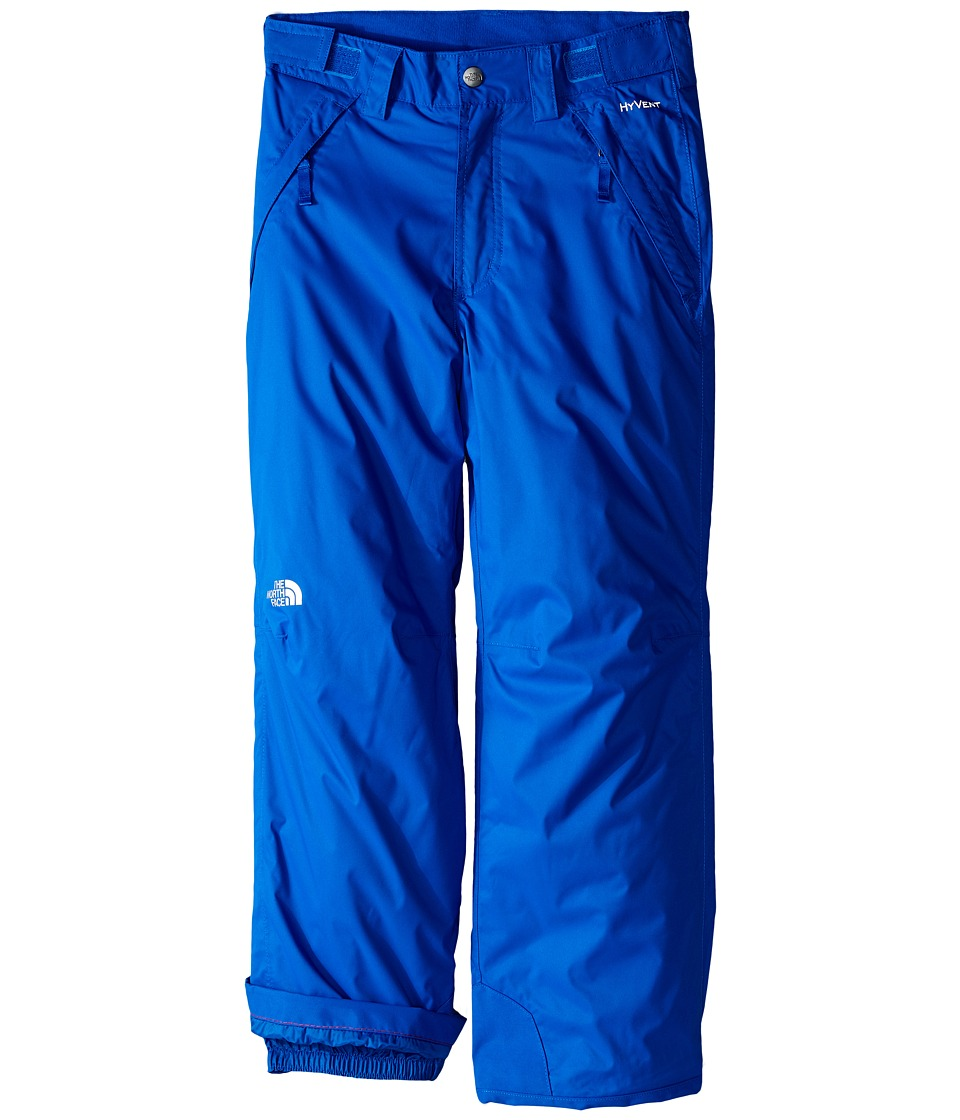The North Face Kids - Freedom Insulated Pants (Little Kids/Big Kids) (Monster Blue (Prior Season)) Boy's Clothing