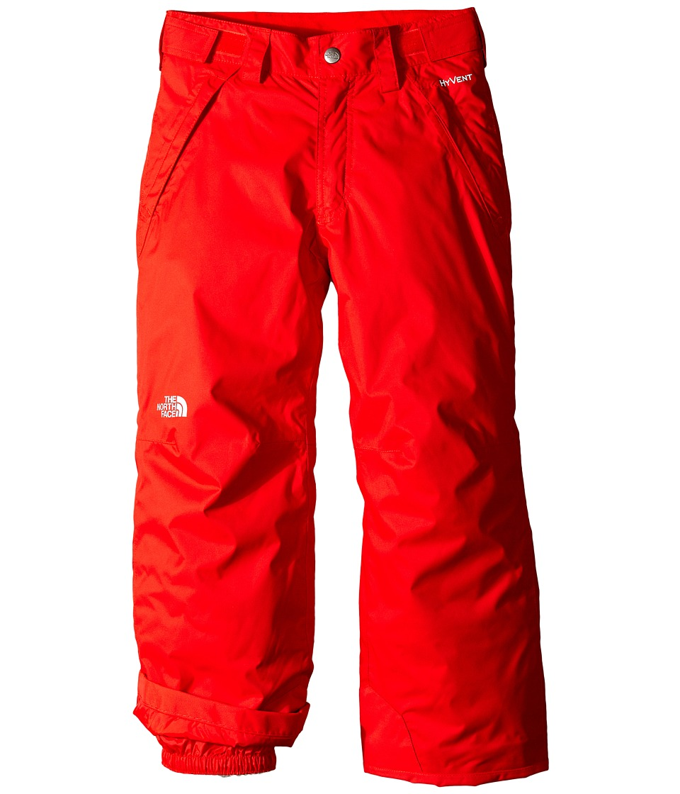 The North Face Kids - Freedom Insulated Pants (Little Kids/Big Kids) (Fiery Red) Boy's Clothing