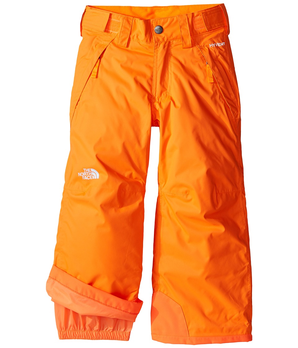 The North Face Kids - Freedom Insulated Pants (Little Kids/Big Kids) (Shocking Orange) Boy's Clothing
