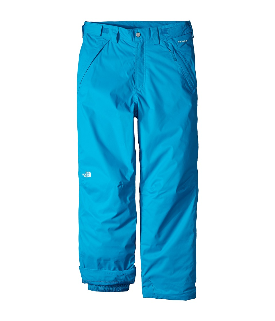 The North Face Kids - Freedom Insulated Pants (Little Kids/Big Kids) (Enamel Blue) Boy's Clothing