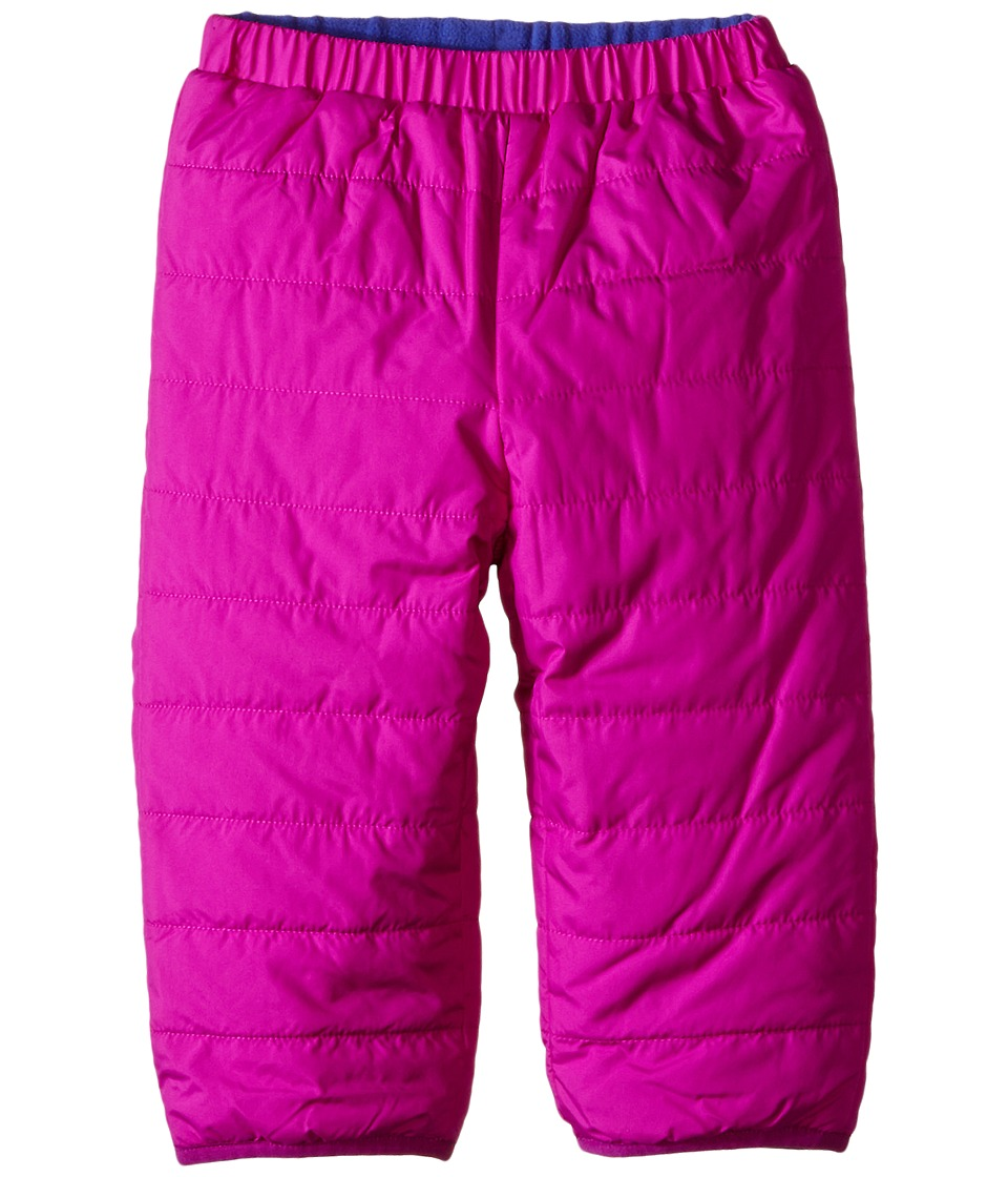 Columbia Kids - Double Trouble Pant (Infant) (Bright Plum/Light Grape) Kid's Casual Pants