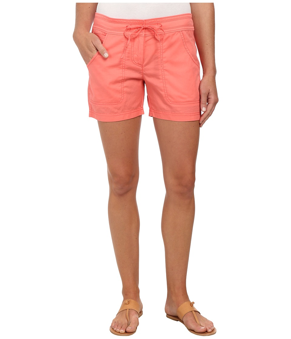 Tommy Bahama - Solana Sateen Shorts (Coral Bluff) Women