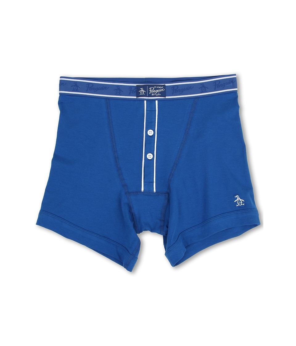 Original Penguin - Boxer Brief (Classic Blue) Men's Underwear