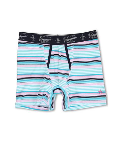 Original Penguin - Fashion Boxer Brief (Pool Pink) Men's Underwear
