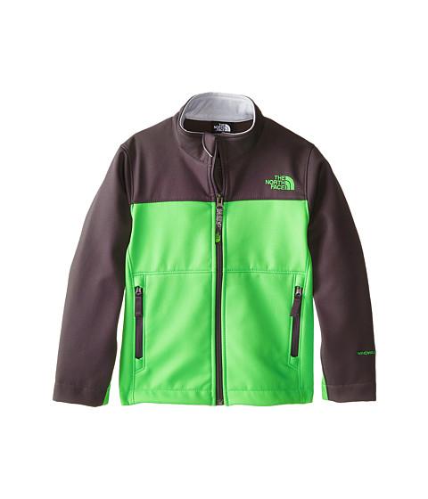 The North Face Kids - TNF Apex Bionic Jacket 15 (Little Kid/Big Kid) (Krypton Green) Boy's Coat