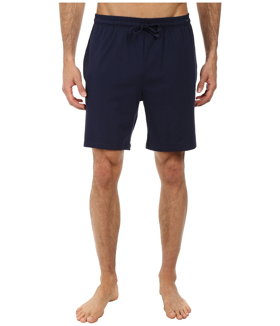BOSS Hugo Boss - Emotion Short Pants (Open Blue) Men's Pajama
