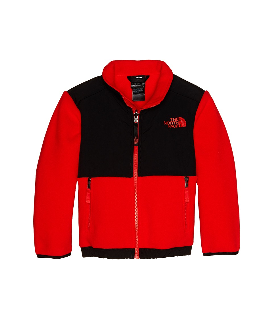 The North Face Kids - Denali Jacket (Little Kids/Big Kids) (Recycled Fiery Red) Boy's Coat