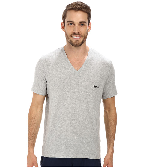 BOSS Hugo Boss - Innovation 2 Shirt VN SS BM (Medium Grey) Men's T Shirt