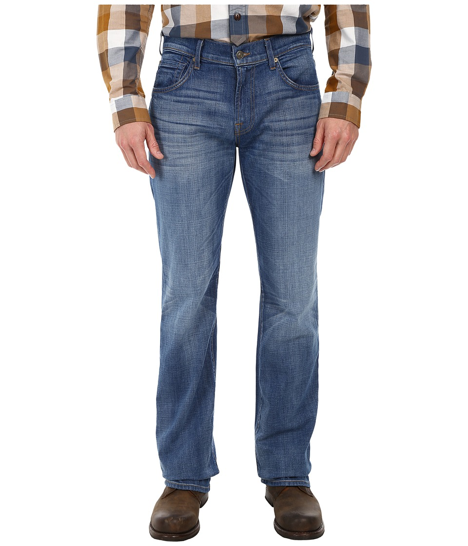 7 For All Mankind - A Pocket Brett in Air Blue (Air Blue) Men