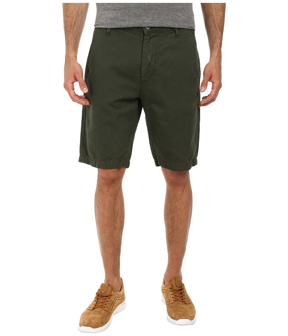 7 For All Mankind - Chino Shorts (Fatigue) Men's Shorts