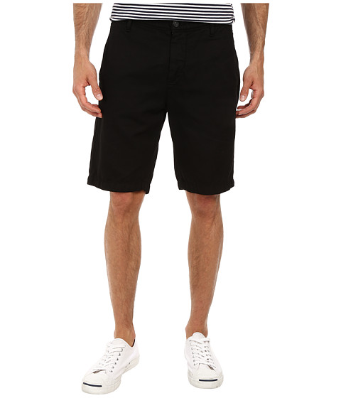 7 For All Mankind - Chino Shorts (Onyx) Men's Shorts