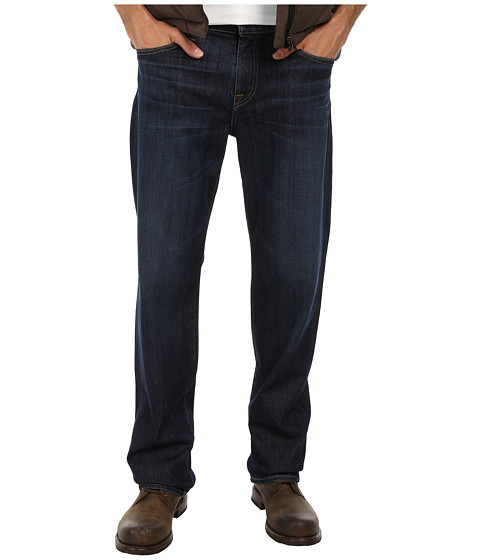 7 For All Mankind - Austyn Relaxed Straight in North Pacific (North Pacific) Men