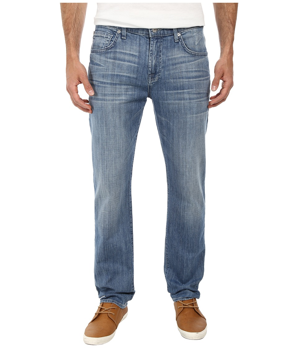 7 For All Mankind - The Straight in Island Life (Island Life) Men's Jeans