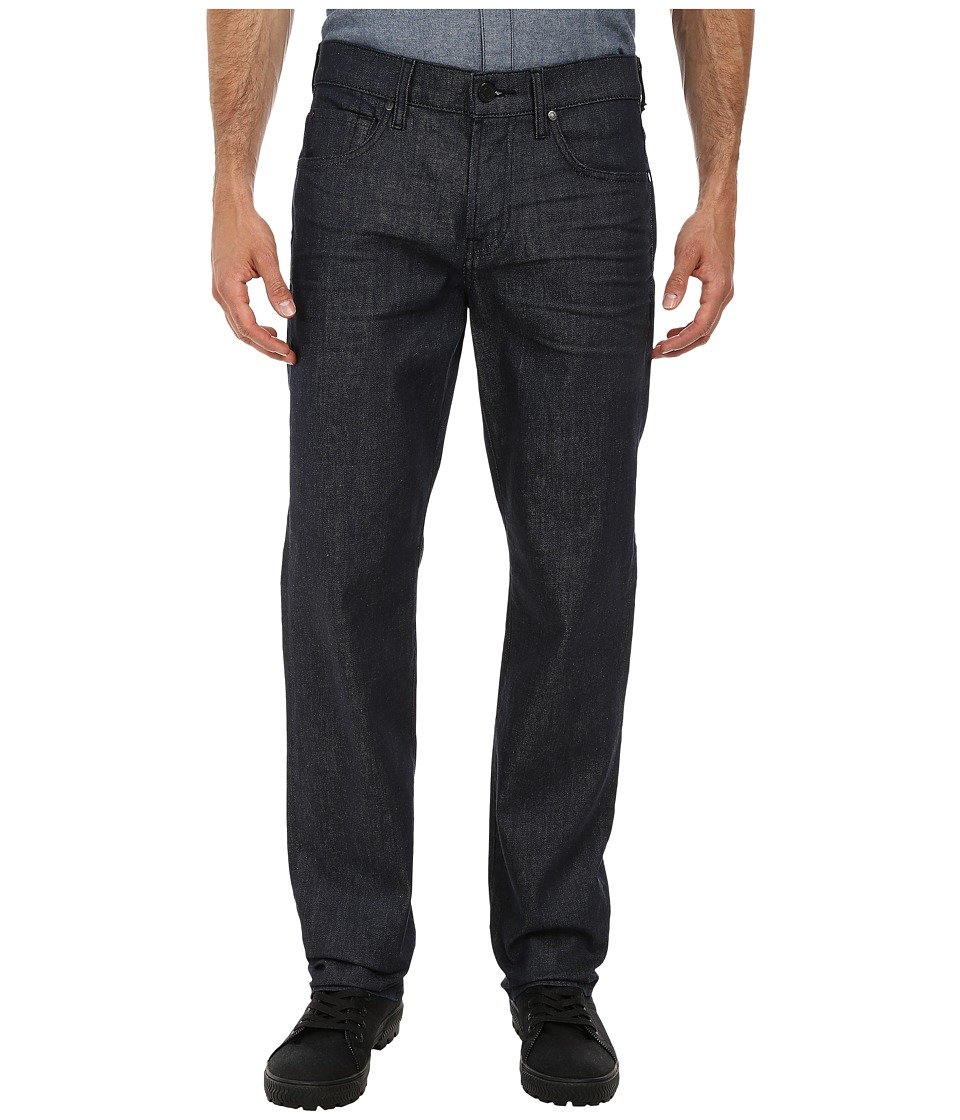 7 For All Mankind - Carsen Easy Straight in Dark Rinse (Dark Rinse) Men