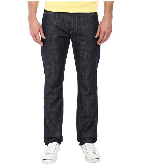 7 For All Mankind - Standard Straight Leg w/ Split Seam Pocket in Anthem (Anthem) Men