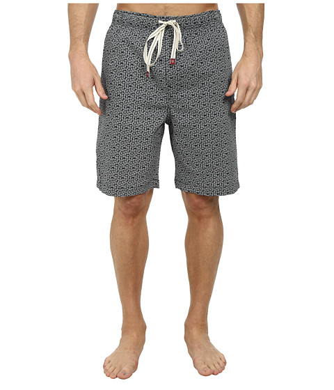 Original Penguin - Sleep Shorts (Navy Toss) Men's Pajama