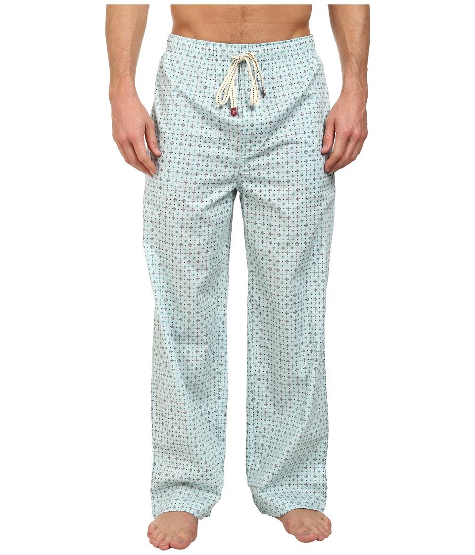 Original Penguin - Woven Pants (Cory Tile) Men's Pajama