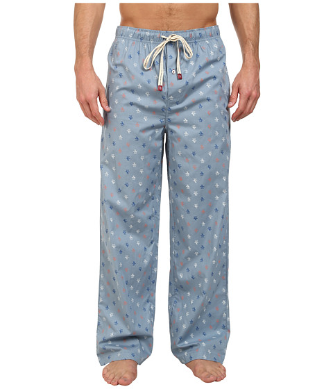 Original Penguin - Penguin Woven Pant (Penguin Denim) Men's Pajama