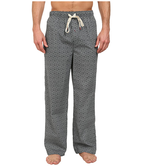 Original Penguin - Woven Pants (Navy Toss) Men