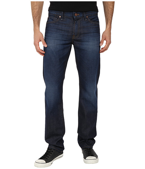 7 For All Mankind - Slimmy Slim Straight Leg in Prism (Prism) Men