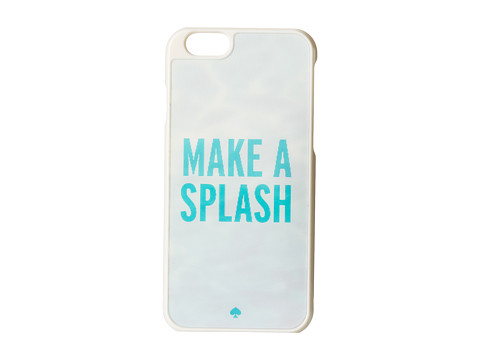 Kate Spade New York - Resin iPhone 6 Make A Splash Lenticular (Multi) Cell Phone Case
