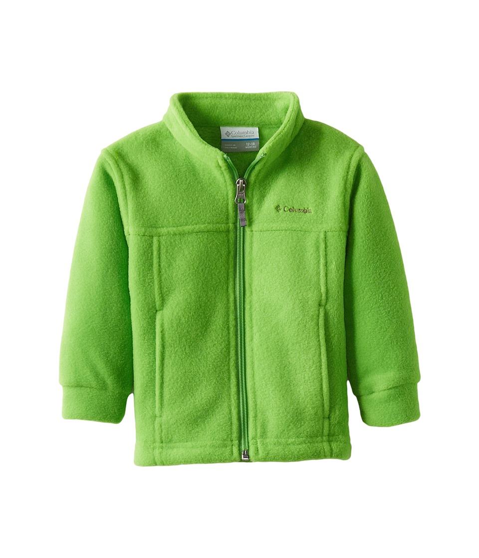 Columbia Kids - Steens Mt II Fleece (Infant) (Cyber Green) Boy's Fleece