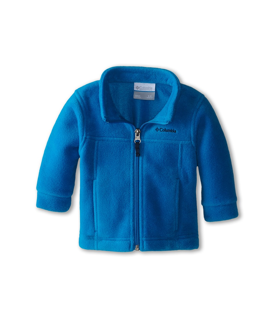 Columbia Kids - Steens Mttm II Fleece (Infant) (Dark Compass) Boy's Fleece