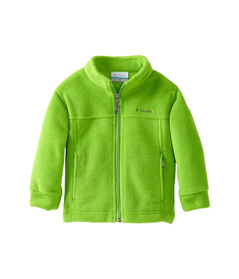 Columbia Kids - Steens Mt II Fleece (Toddler) (Cyber Green) Boy's Fleece