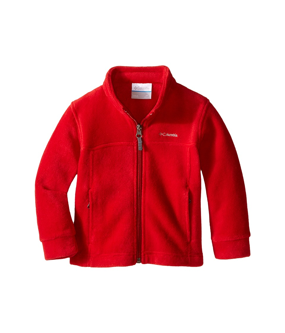 Columbia Kids - Steens Mt II Fleece (Toddler) (Rocket) Boy's Fleece