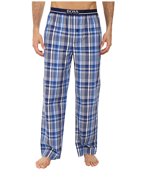 BOSS Hugo Boss - Urban Long Pants (Dark Blue) Men's Pajama