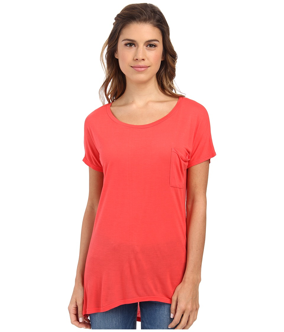 LAmade - Drop Shoulder Tee (Tomato) Women