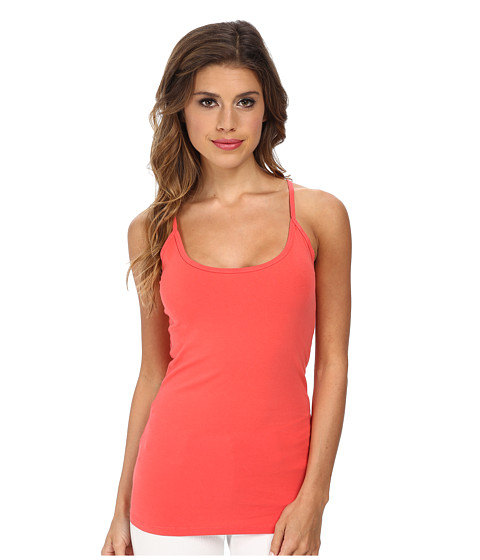 LAmade - Basic Scoop Tank (Tomato) Women