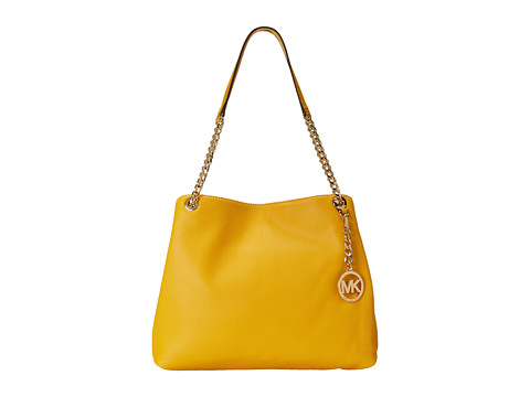 MICHAEL Michael Kors - Jet Set Chain Item Large Shoulder Tote (Sun) Tote Handbags