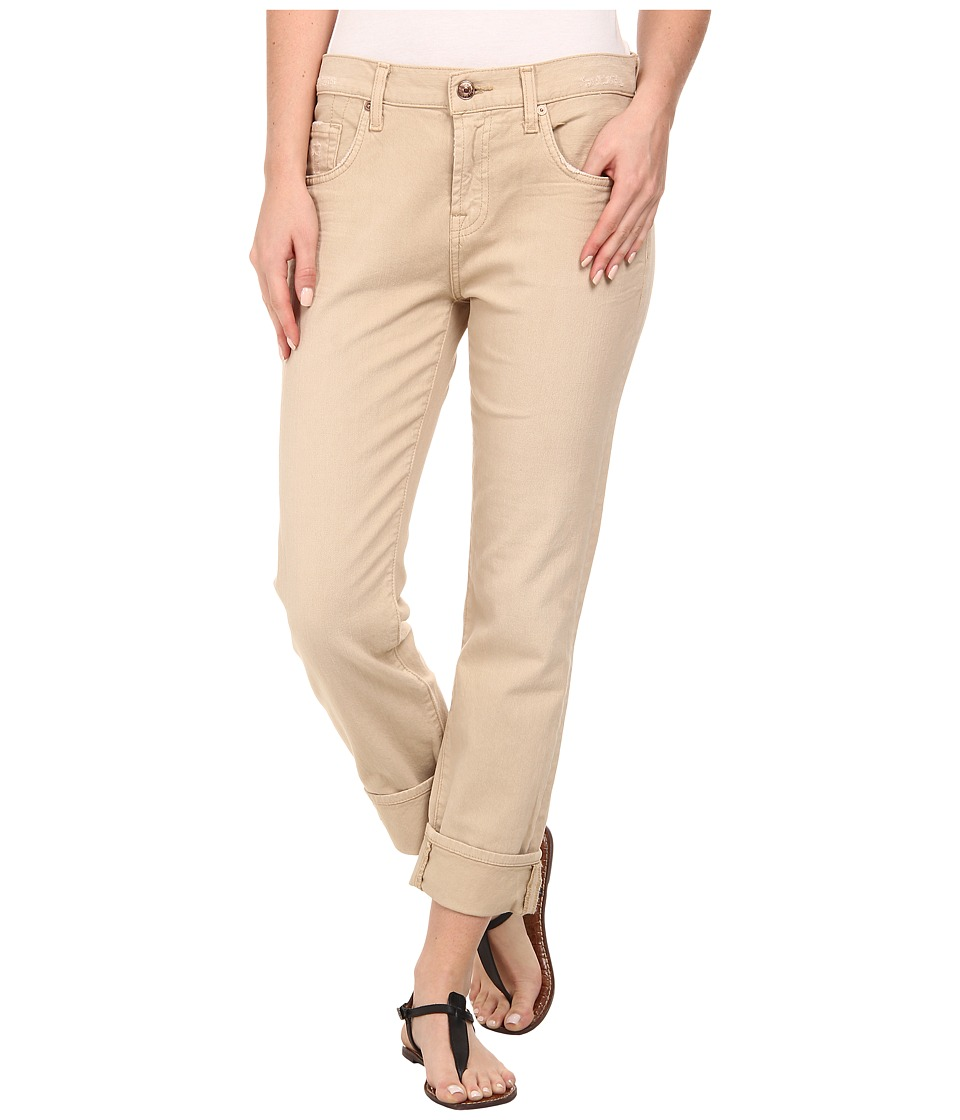 7 For All Mankind - Relaxed Skinny in Buff (Buff) Women