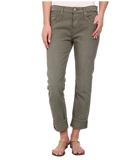 7 For All Mankind - Relaxed Skinny in Fatigue (Fatigue) Women's Jeans