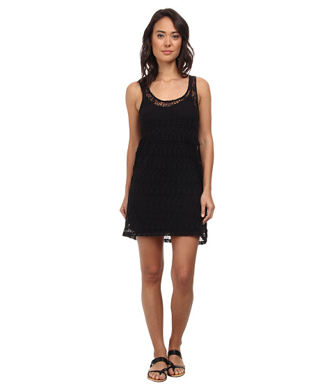 Vans - Fingers Crossed Dress (Black) Women