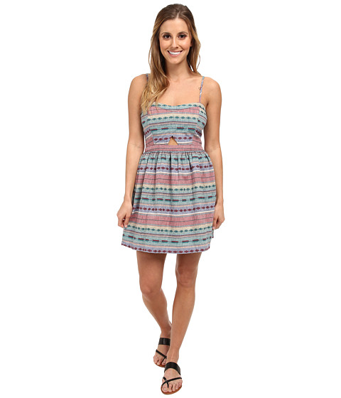 Vans - Lock and Load Dress (Blue Eclipse) Women's Dress