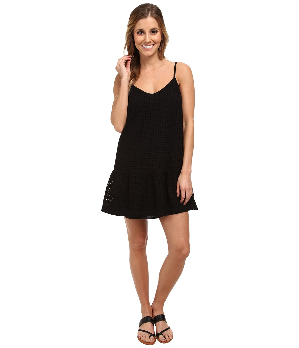 Vans - Freeze Up Dress (Black) Women's Dress